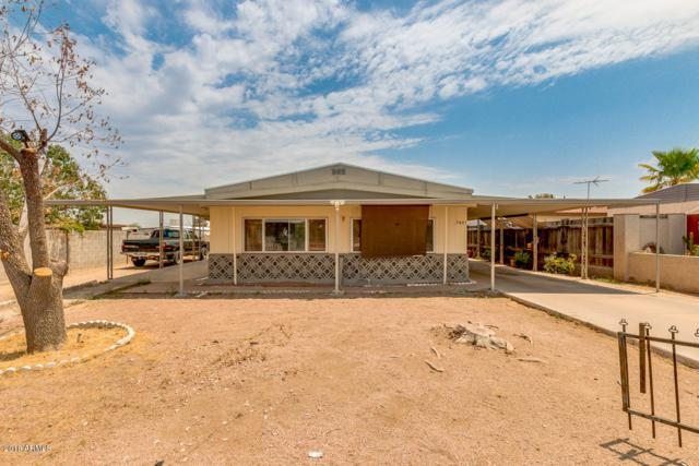 7401 S 41ST Way, Phoenix, AZ 85042 (MLS #5802530) :: The Daniel Montez Real Estate Group