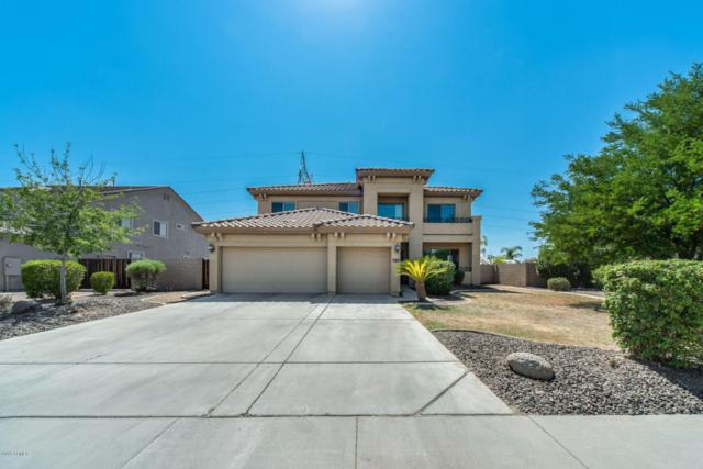 4742 S Adelle Circle, Mesa, AZ 85212 (MLS #5802732) :: The Garcia Group @ My Home Group