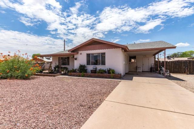 43 W Beall Avenue, Mesa, AZ 85210 (MLS #5802846) :: The W Group