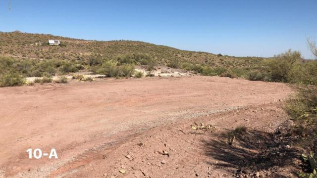 0 N Cow Creek Lot 10 A Road, Morristown, AZ 85342 (MLS #5802963) :: Team Wilson Real Estate