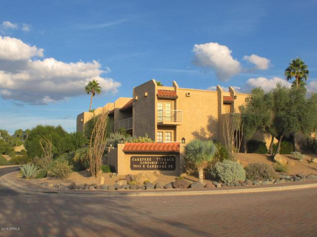 7402 E Carefree Drive #113, Carefree, AZ 85377 (MLS #5802995) :: Team Wilson Real Estate