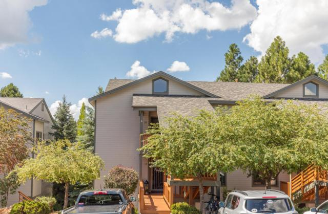 6455 E Settlers Run Road #20, Flagstaff, AZ 86004 (MLS #5803009) :: The Daniel Montez Real Estate Group