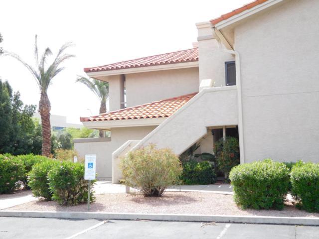 9450 N 95TH Street #120, Scottsdale, AZ 85258 (MLS #5803073) :: Brett Tanner Home Selling Team