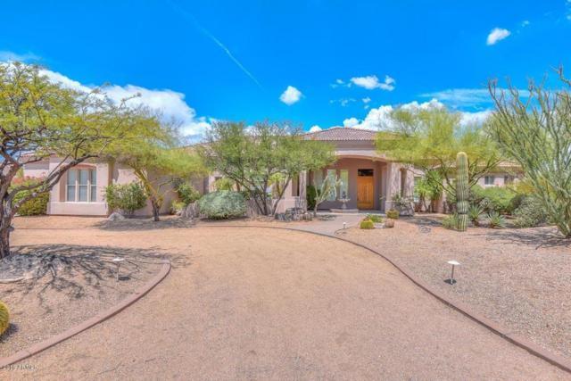 8446 E Preserve Way, Scottsdale, AZ 85266 (MLS #5803148) :: Gilbert Arizona Realty