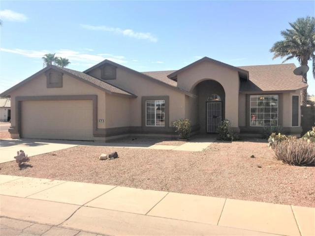 1679 E Christina Street, Casa Grande, AZ 85122 (MLS #5803151) :: Yost Realty Group at RE/MAX Casa Grande