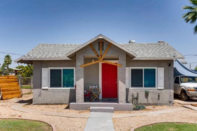 1514 W Polk Street, Phoenix, AZ 85007 (MLS #5803179) :: The Daniel Montez Real Estate Group