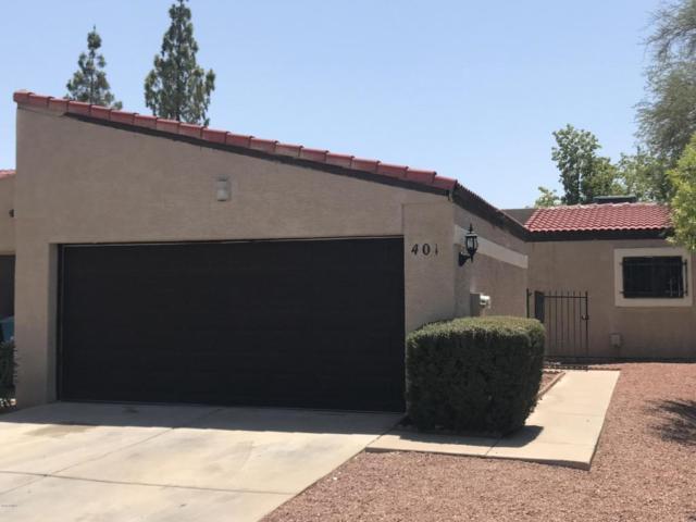 401 E Pecan Road, Phoenix, AZ 85040 (MLS #5803350) :: Realty Executives