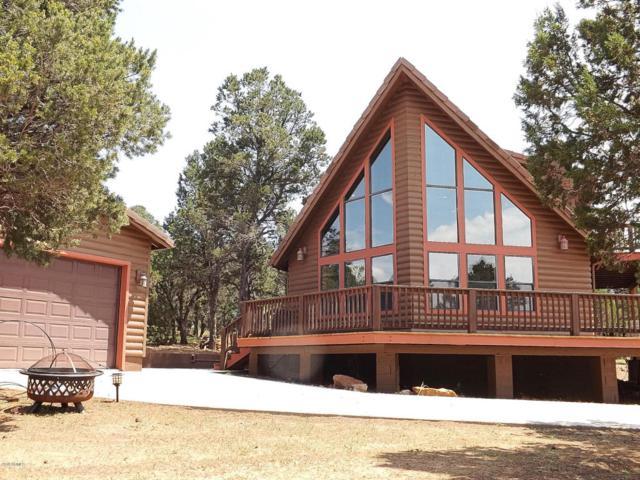 2809 Skyhawk Drive, Overgaard, AZ 85933 (MLS #5803657) :: Brett Tanner Home Selling Team