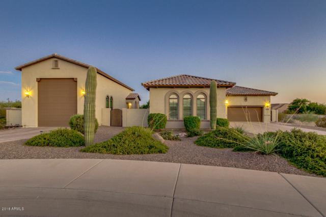 2203 N Woodruff, Mesa, AZ 85207 (MLS #5803769) :: Realty Executives