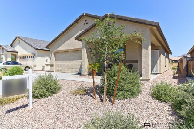 22614 W La Pasada Boulevard, Buckeye, AZ 85326 (MLS #5803794) :: Lifestyle Partners Team