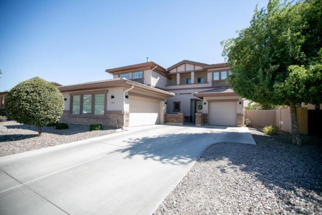 4676 S Southwind Drive, Gilbert, AZ 85297 (MLS #5803937) :: Santizo Realty Group