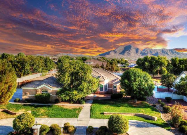 21335 E Excelsior Avenue, Queen Creek, AZ 85142 (MLS #5803965) :: The Garcia Group @ My Home Group