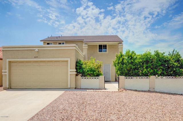 6639 W Brown Street, Glendale, AZ 85302 (MLS #5804197) :: The W Group