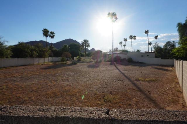 6735 E Solano Drive, Paradise Valley, AZ 85253 (MLS #5804219) :: Power Realty Group Model Home Center
