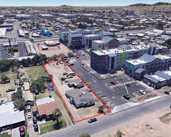 2225 W Ella Street, Mesa, AZ 85201 (MLS #5804281) :: Team Wilson Real Estate