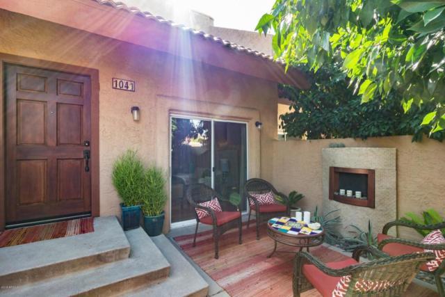 2121 W Royal Palm Road #1041, Phoenix, AZ 85021 (MLS #5804315) :: Yost Realty Group at RE/MAX Casa Grande
