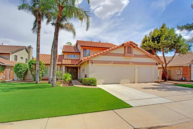 1333 E Clearwater Lane, Gilbert, AZ 85234 (MLS #5804400) :: The Bill and Cindy Flowers Team