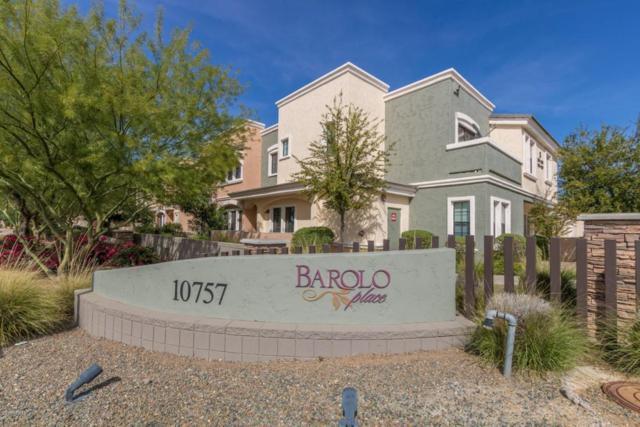 10757 N 74th Street N #2025, Scottsdale, AZ 85260 (MLS #5804403) :: Brett Tanner Home Selling Team