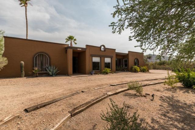 7737 E Rocking Chair Road, Carefree, AZ 85377 (MLS #5804408) :: Arizona Best Real Estate
