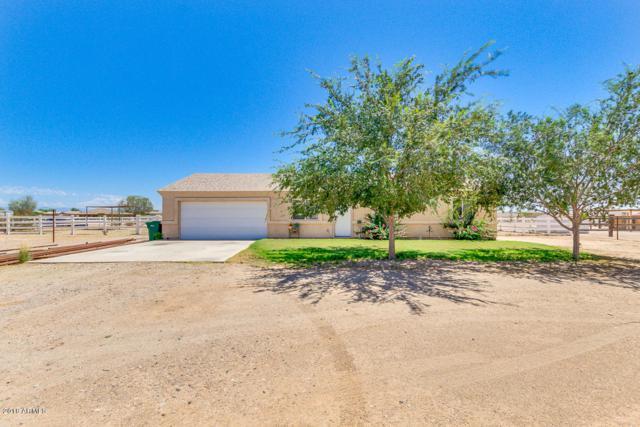 28153 N Holly Road, Queen Creek, AZ 85143 (MLS #5804423) :: Brett Tanner Home Selling Team