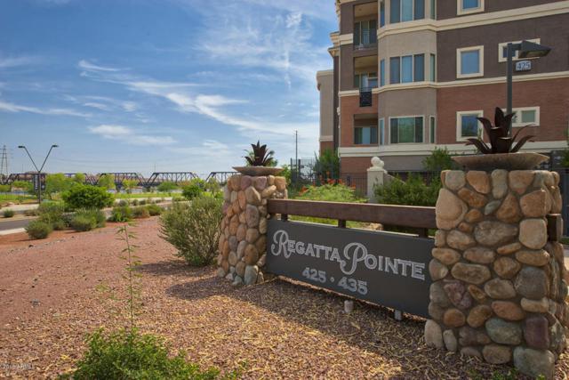 435 W Rio Salado Parkway #302, Tempe, AZ 85281 (MLS #5804540) :: Brett Tanner Home Selling Team