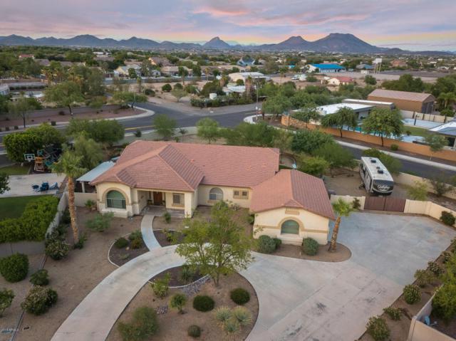 23301 N Paseo Verde Lane, Peoria, AZ 85383 (MLS #5804560) :: Sibbach Team - Realty One Group