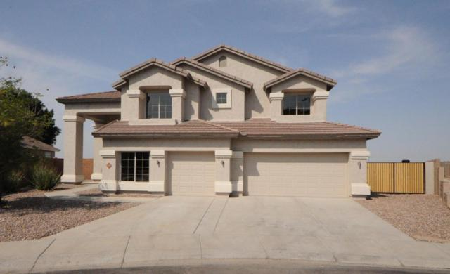 21008 N 16TH Place, Phoenix, AZ 85024 (MLS #5804580) :: The W Group
