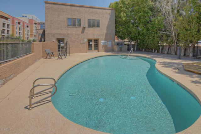 1014 E Spence Avenue E #102, Tempe, AZ 85281 (MLS #5804750) :: Brett Tanner Home Selling Team