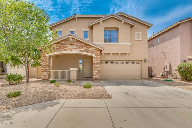 2216 S 83RD Lane, Tolleson, AZ 85353 (MLS #5804817) :: Sibbach Team - Realty One Group