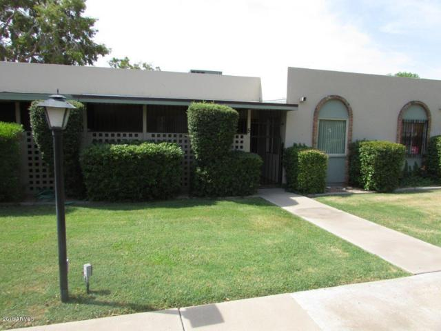 8141 N Central Avenue #5, Phoenix, AZ 85020 (MLS #5804852) :: Yost Realty Group at RE/MAX Casa Grande