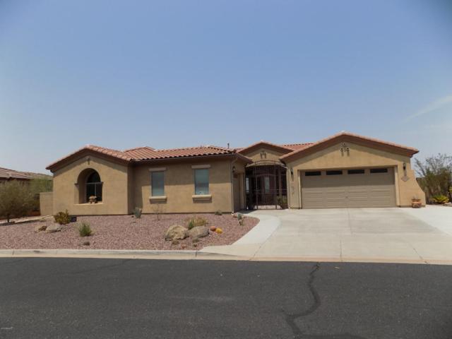 3020 E Caldwell Street, Phoenix, AZ 85042 (MLS #5804873) :: Keller Williams Realty Phoenix