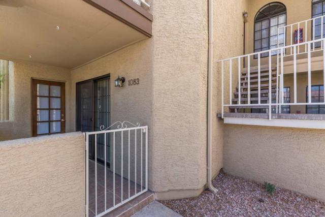 11011 N 92ND Street #1083, Scottsdale, AZ 85260 (MLS #5804995) :: Phoenix Property Group