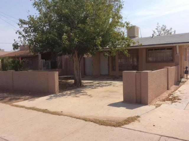527 S Grand, Mesa, AZ 85210 (MLS #5805117) :: The Daniel Montez Real Estate Group