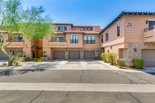 20660 N 40th Street #1173, Phoenix, AZ 85050 (MLS #5805174) :: The Daniel Montez Real Estate Group