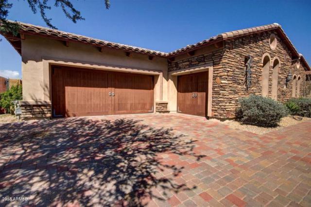 7158 E Sandia Circle, Mesa, AZ 85207 (MLS #5805182) :: The Kenny Klaus Team