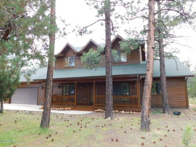 1469 Low Mountain Trail, Heber, AZ 85928 (MLS #5805247) :: The Garcia Group @ My Home Group
