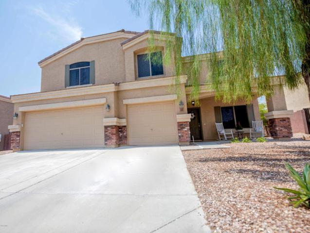 1850 S 232 Lane, Buckeye, AZ 85326 (MLS #5805280) :: The W Group