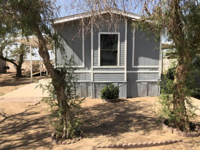 24402 W Bonita Street, Casa Grande, AZ 85193 (MLS #5805311) :: The Daniel Montez Real Estate Group
