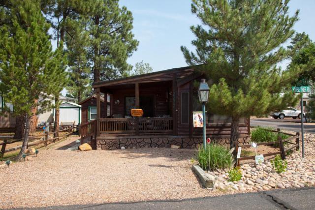 2272 Horse Thief Road, Overgaard, AZ 85933 (MLS #5805348) :: The Daniel Montez Real Estate Group
