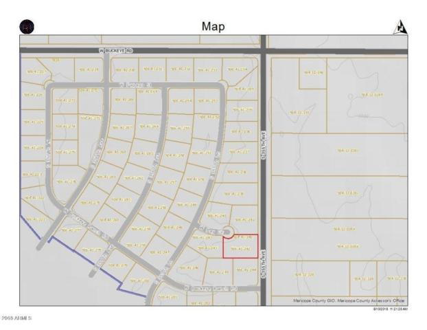 0 W Bay Circle, Tonopah, AZ 85354 (MLS #5805478) :: The Wehner Group