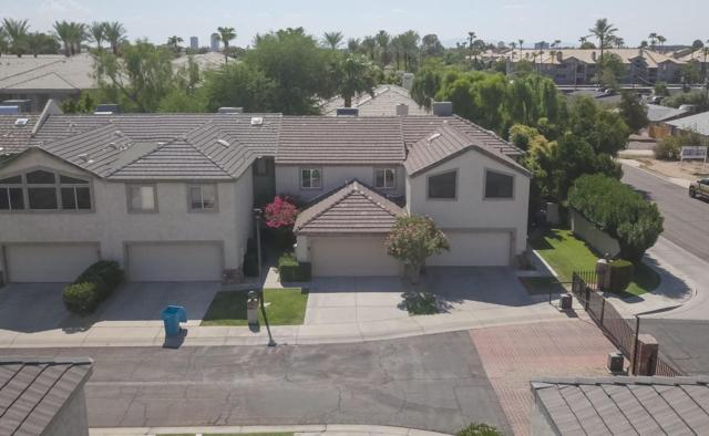 4301 N 21ST Street #40, Phoenix, AZ 85016 (MLS #5805535) :: Brett Tanner Home Selling Team