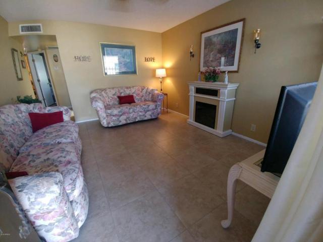 440 S Parkcrest #145, Mesa, AZ 85206 (MLS #5805606) :: The Daniel Montez Real Estate Group