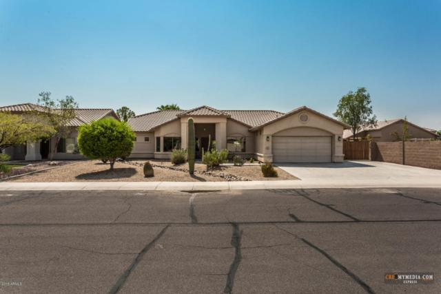 2455 N Sandstone Place, Casa Grande, AZ 85122 (MLS #5805736) :: Yost Realty Group at RE/MAX Casa Grande
