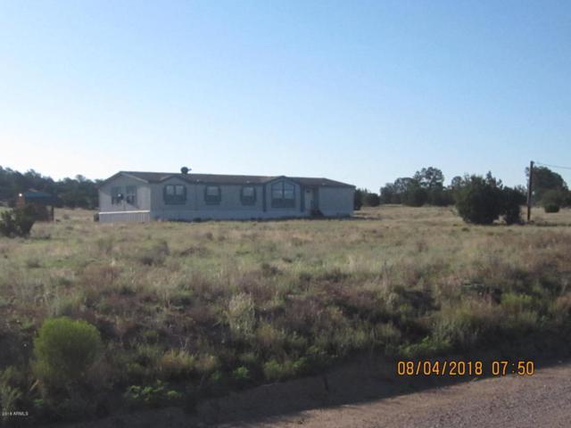 66355 N Hyde Park Road, Seligman, AZ 86337 (MLS #5805781) :: The Daniel Montez Real Estate Group