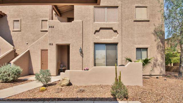 11634 N Saguaro Boulevard #102, Fountain Hills, AZ 85268 (MLS #5805792) :: Lux Home Group at  Keller Williams Realty Phoenix