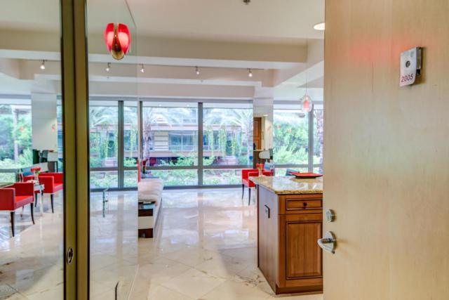 7147 E Rancho Vista Drive #2005, Scottsdale, AZ 85251 (MLS #5805797) :: Brett Tanner Home Selling Team