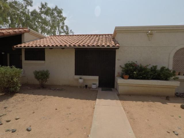 4820 N 89TH Avenue #42, Phoenix, AZ 85037 (MLS #5805807) :: The Garcia Group @ My Home Group