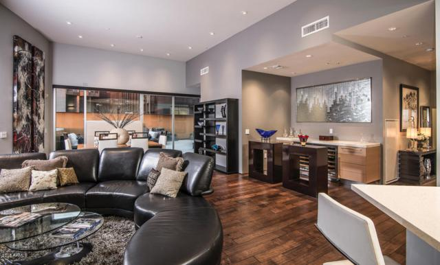 4739 N Scottsdale Road #3000, Scottsdale, AZ 85251 (MLS #5806072) :: Brett Tanner Home Selling Team
