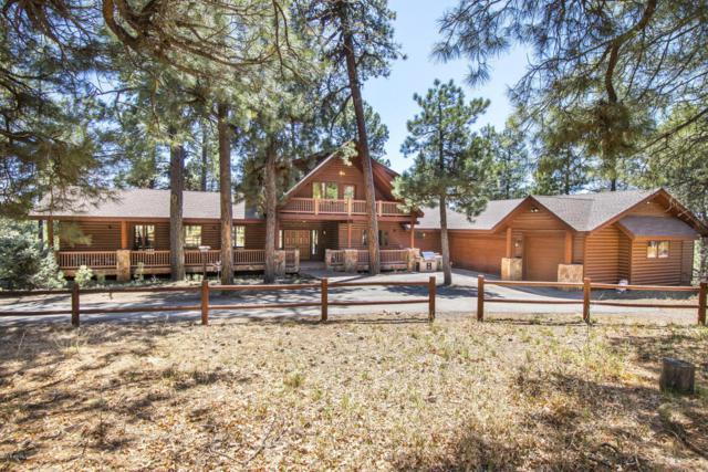 1155 Highland Meadow Road, Flagstaff, AZ 86001 (MLS #5806183) :: Yost Realty Group at RE/MAX Casa Grande
