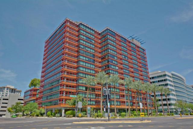 4808 N 24TH Street #1005, Phoenix, AZ 85016 (MLS #5806185) :: Keller Williams Legacy One Realty